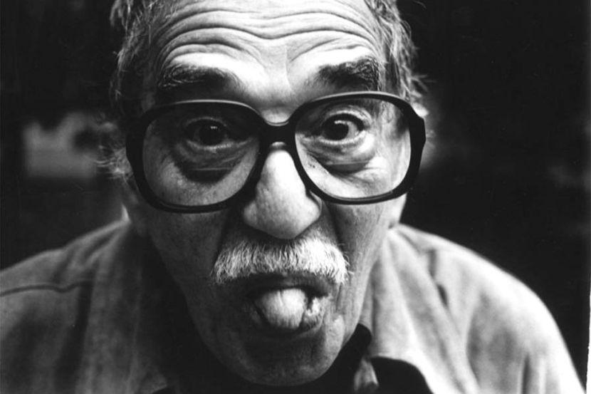 Inspiração com Gabriel GarcíaMarquez…