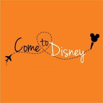 come to disney