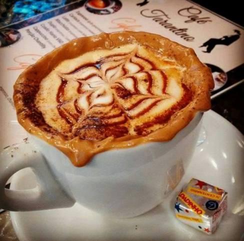 Cappuccino Trufado de Dadinho