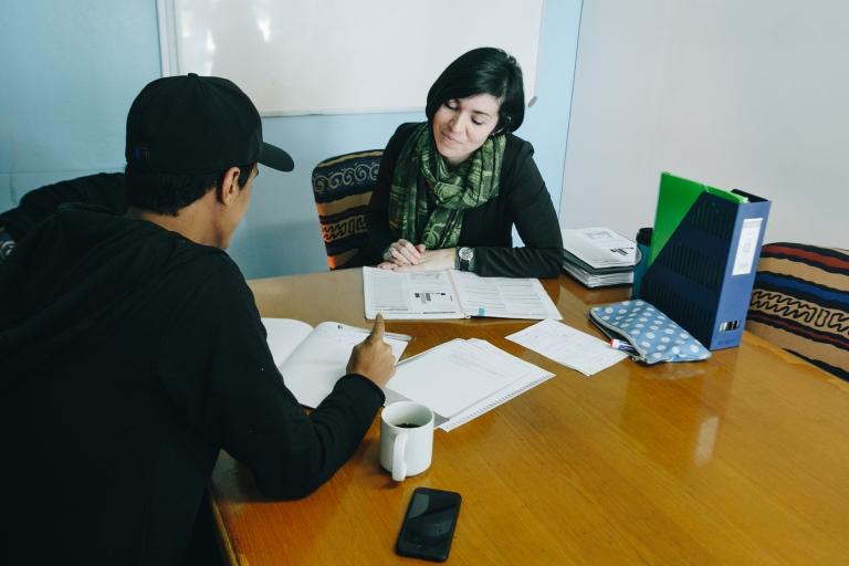 Cape Studies sala